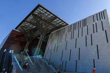 上海国际艺术品保税服务中心项目