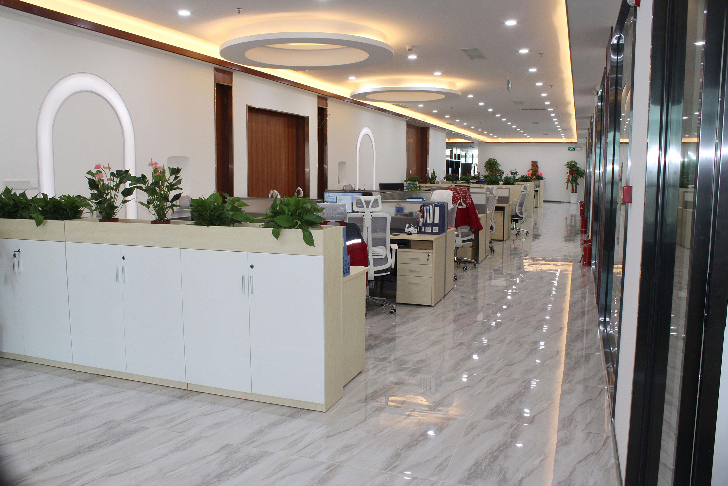 热烈祝贺广州高能计算机喜迁新址 气象更新,砥砺前行