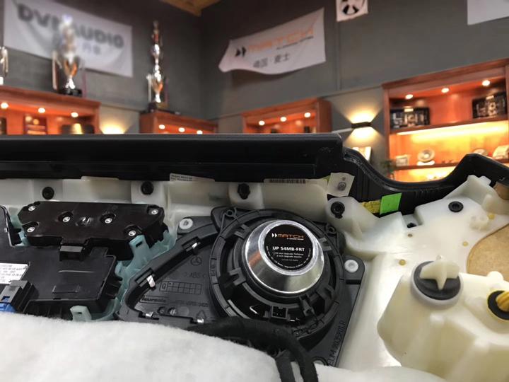 去往更美的远方!奔驰S500无损升级德国MATCH音响