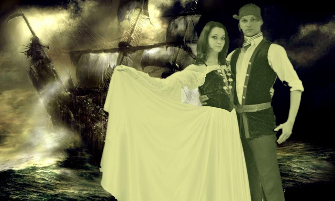 加勒比海盗骷髅舞系——斗牛舞