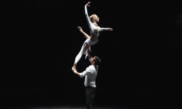 唯美双人舞——现代舞