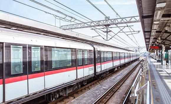 西安地铁万博网页版注册登入专列正式运营