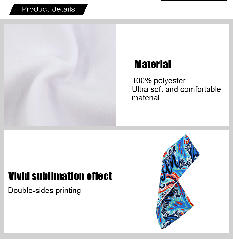 sublimation ear warming band