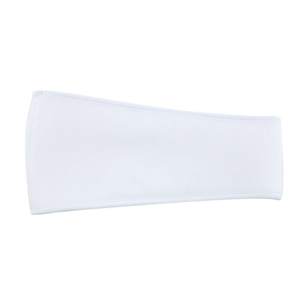 Ear Warming Band-Fleece White