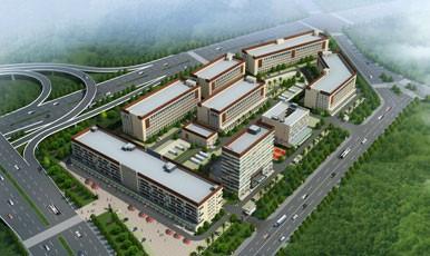 广西黄金珠宝产业园一期