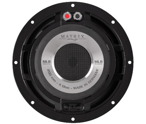 不同凡响!顶级新品德国BRAX MATRIX ML8 SUB超低音,震撼出场