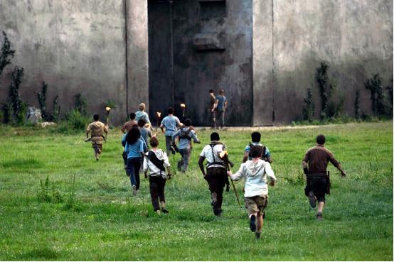 电影项目:如若你被困《移动迷宫》 是选择屈服还是解脱