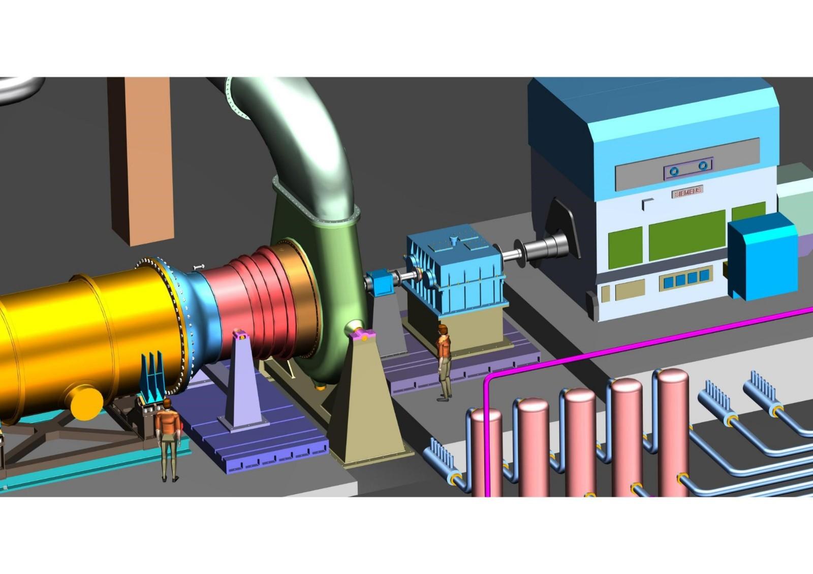 Gas Turbine TF