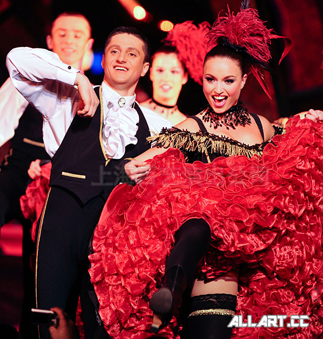 拉丁天堂歌舞秀
