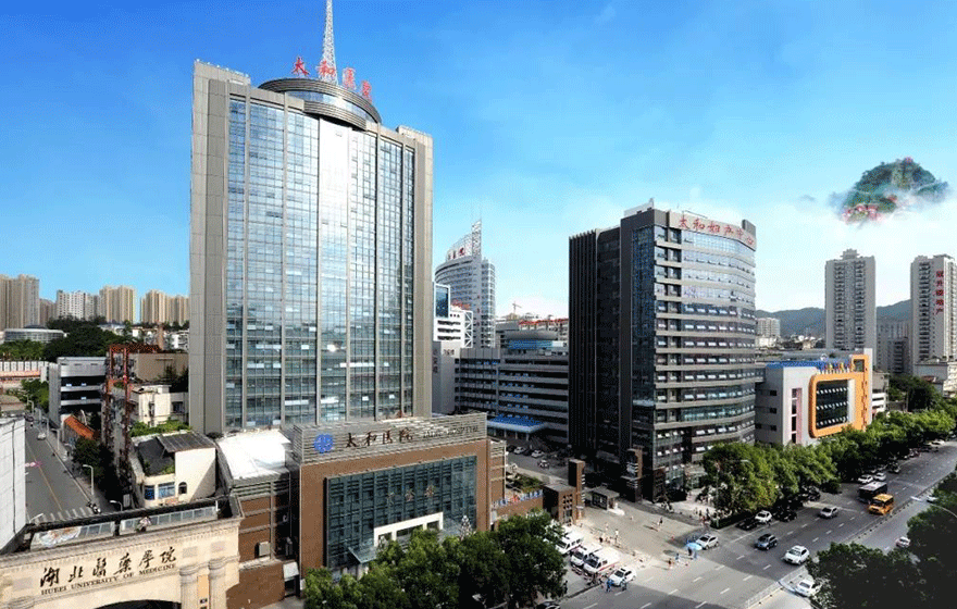 十堰市太和医院武当山院区信息系统