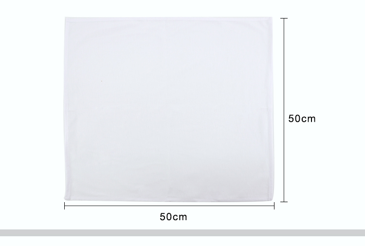 Size for Sublimation Bandana
