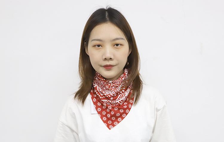 sublimation bandana printing