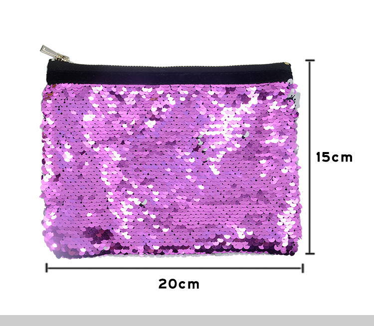 Sublimation Sequin Hand bag