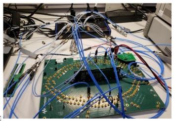 DDR 4/5 DB/RCD高速多通道码型产生器