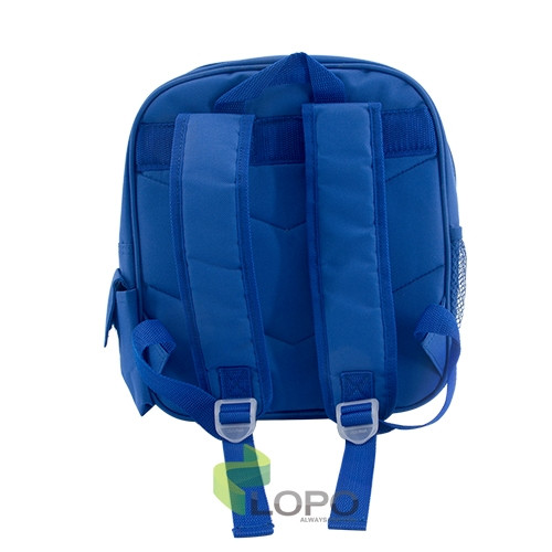 Sequin Kids Backpack-Blue
