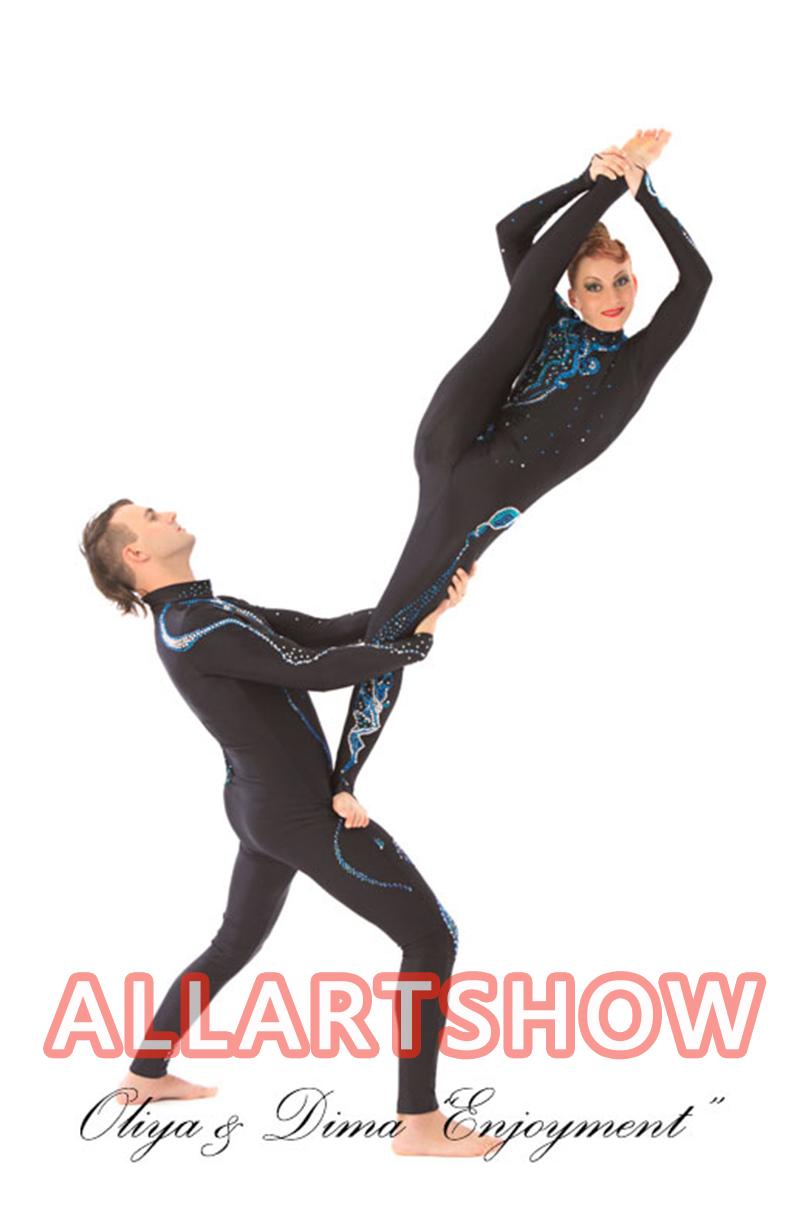 现代风格舞蹈——双人舞