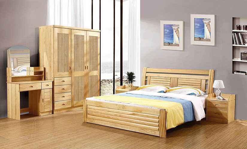 松木家具清洗松油的四种方法
