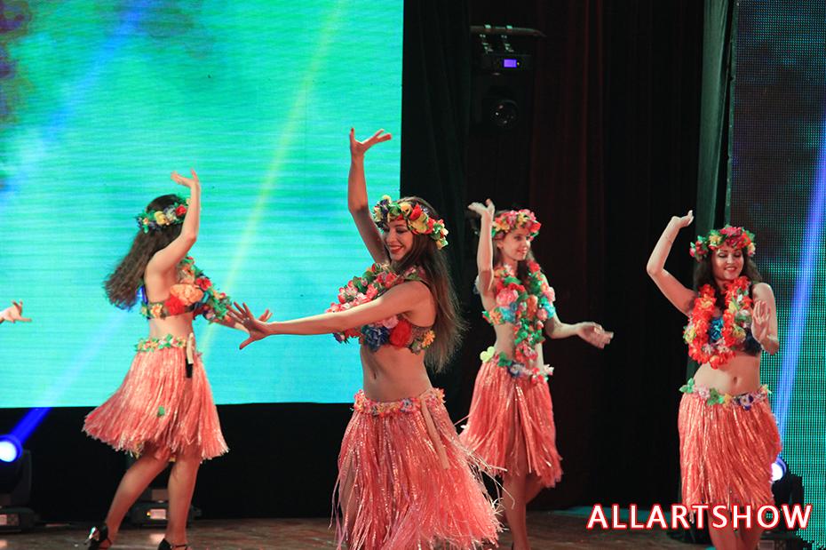 夏威夷舞蹈——草裙舞