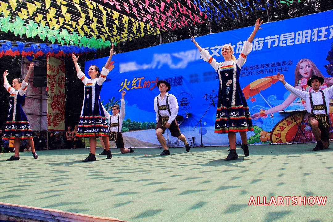 德国民族舞——巴伐利亚舞蹈