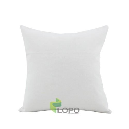 Soften Linen Pillow Case White 40*40CM