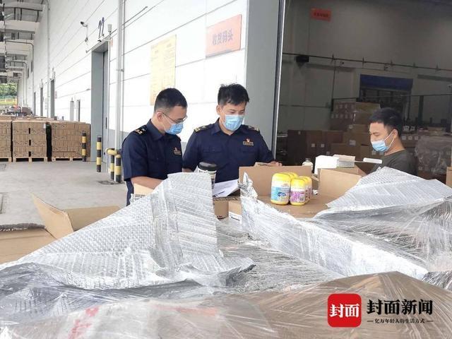 """超300万票海外包裹入境 重庆跨境电商""""618""""再创新高"""