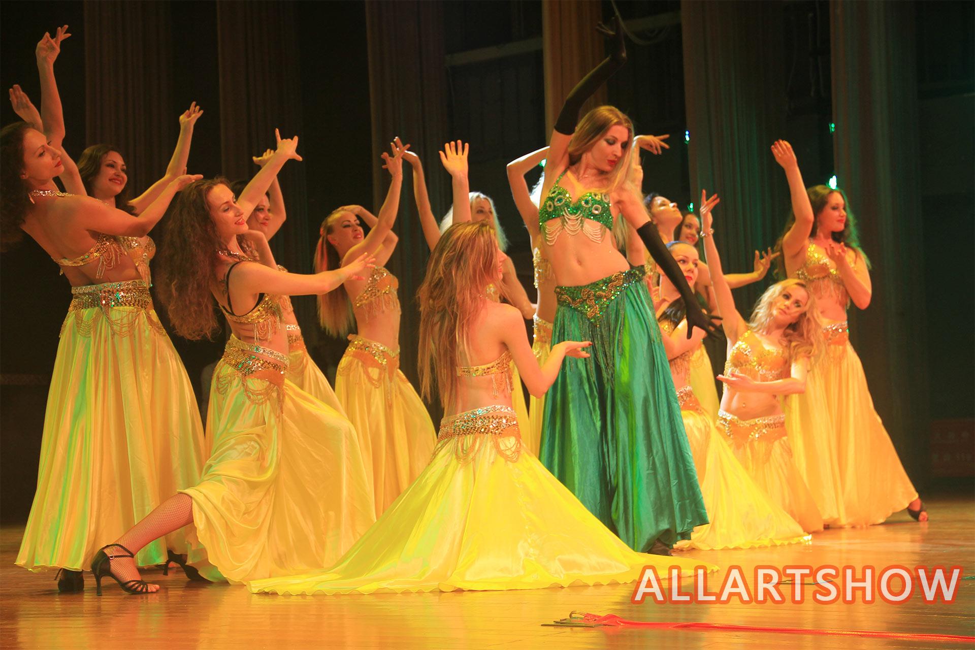 土耳其经典舞蹈——肚皮舞