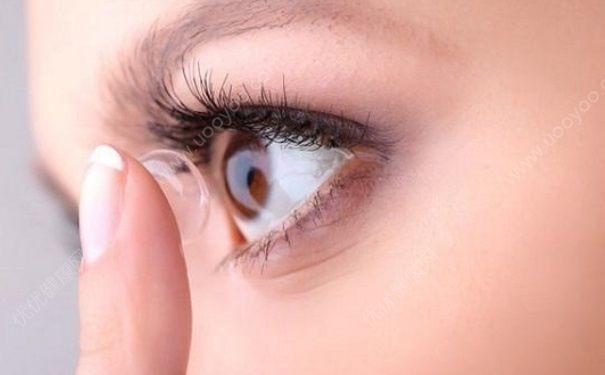 戴隐形眼镜的注意事项与哪类人不能戴隐形眼镜