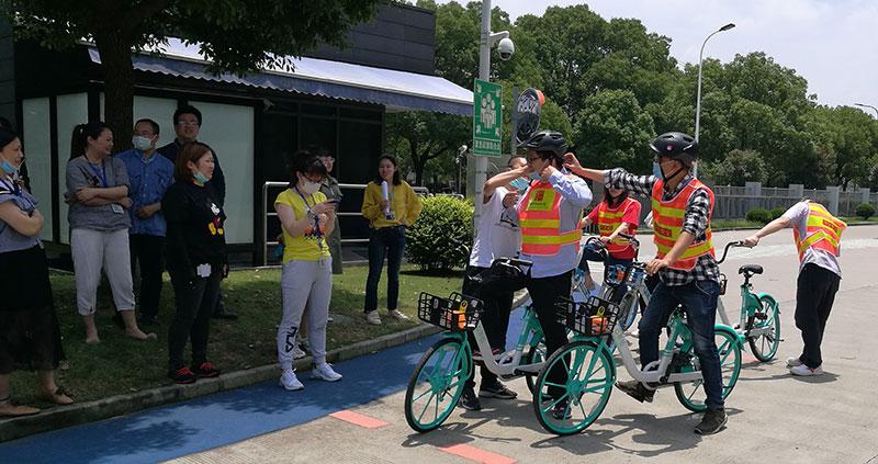 关注最后一公里 – 单车骑行安全