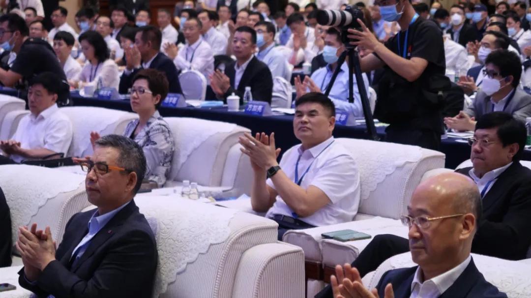 金田阳光集团金位海主席出席长三角浙商(嘉善)论坛