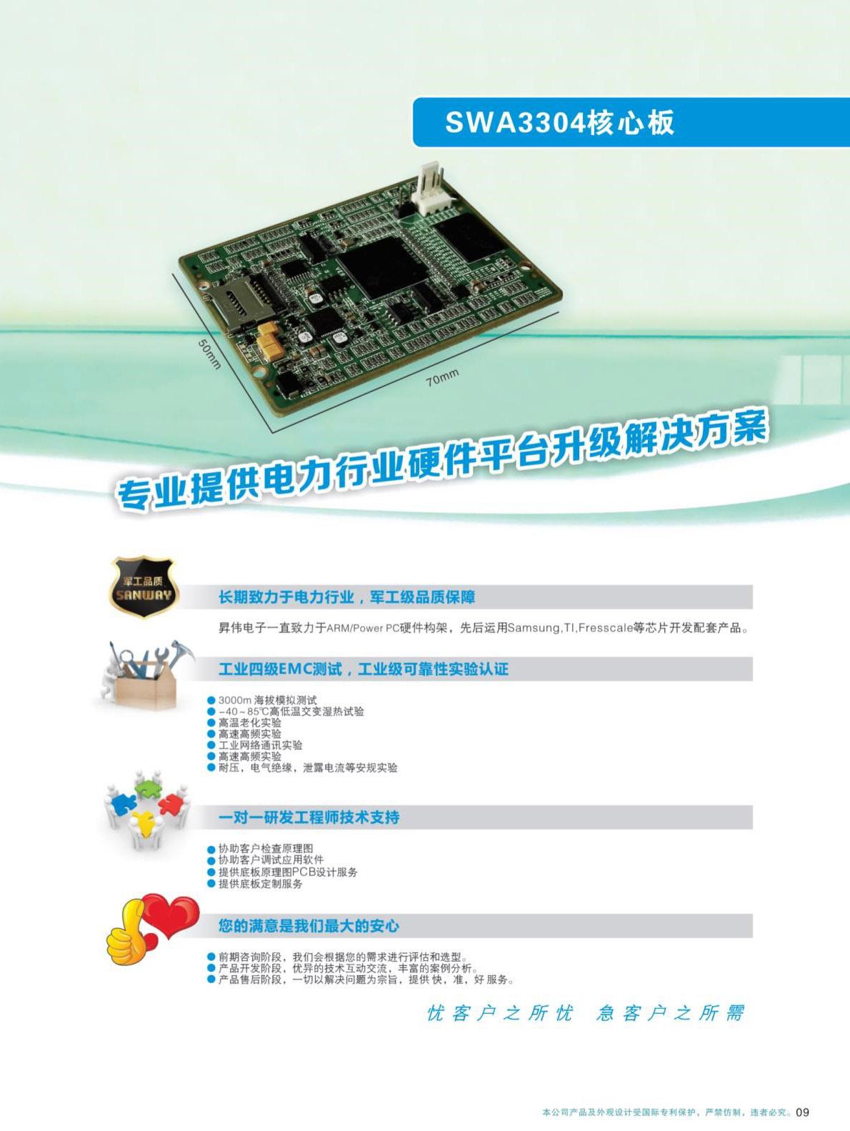 Cortex-A8核心板