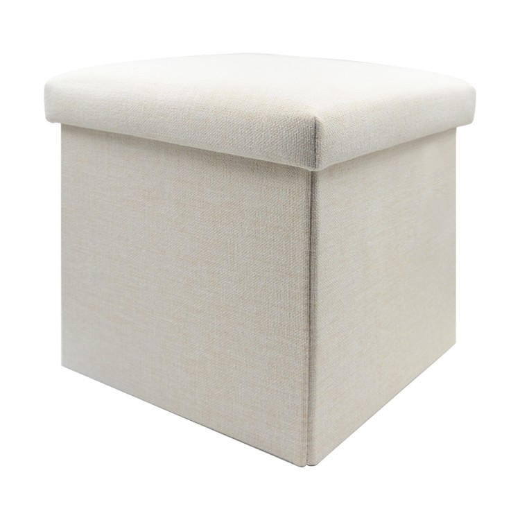 Linen Storage Stool-Large-38*38*38CM