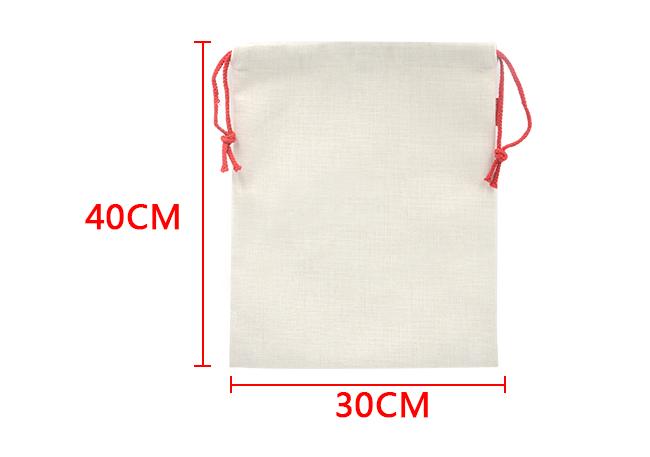 Customized sack