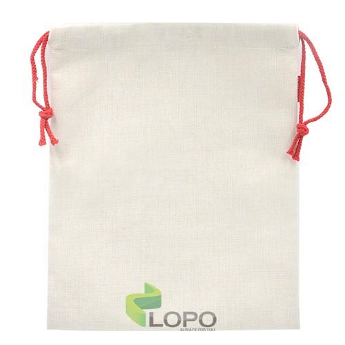 Linen Santa Sack