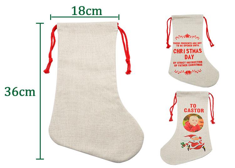 DIY stocking