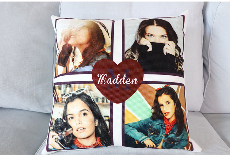 Sublimation Pillow Cover Blanks