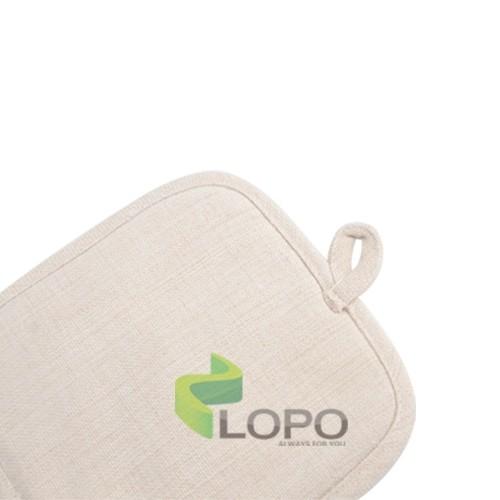 Linen Pot Holder