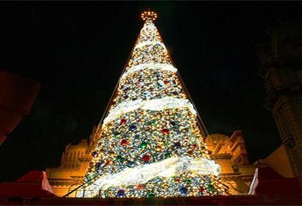 Motorized Christmas Tree