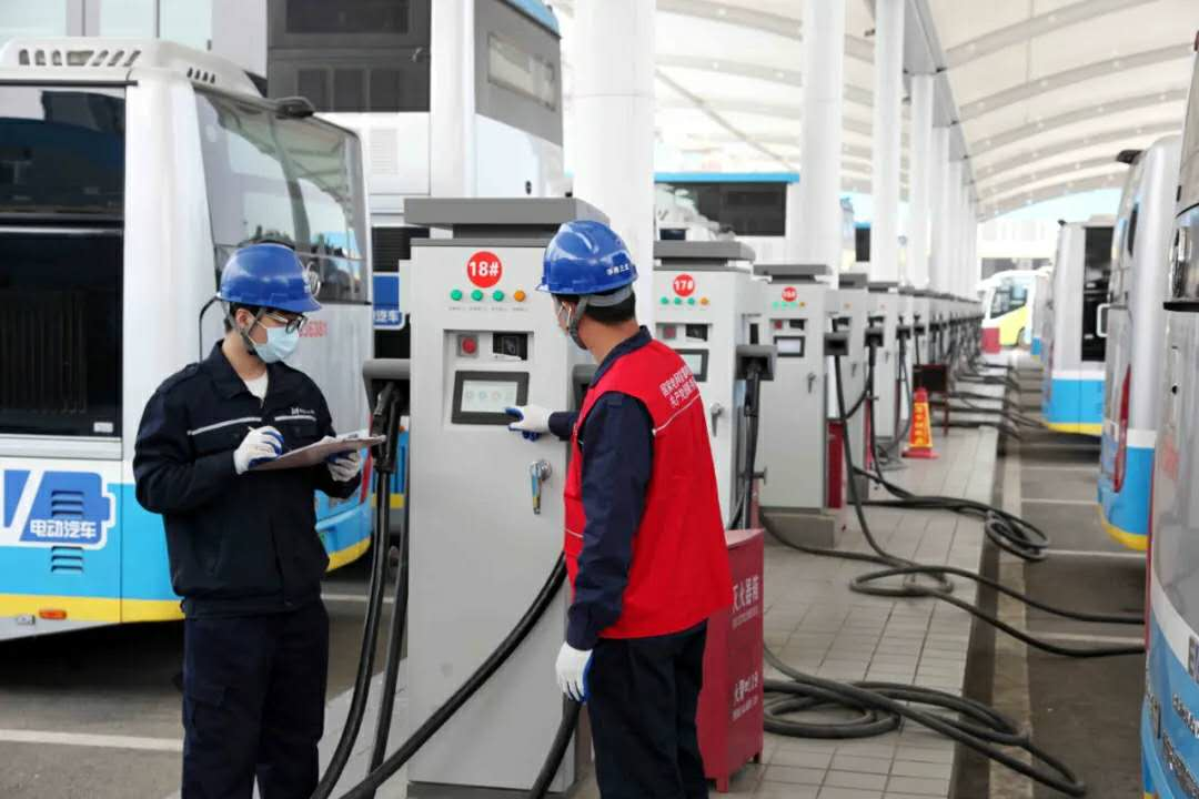 国家电网全面建设新能源汽车充电设施项目集中联动开工