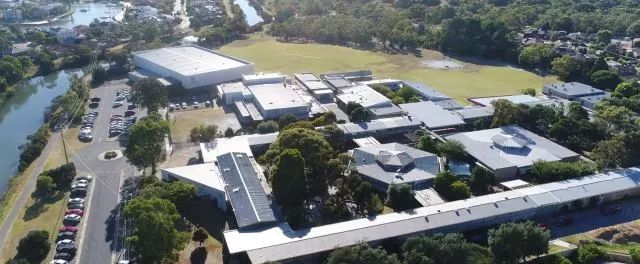 帕特森河中学 Patterson River Secondary College