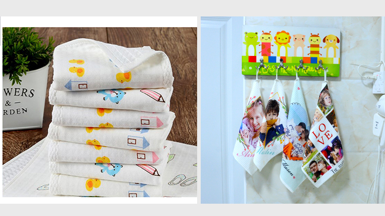 Sublimation custom printed bandanas