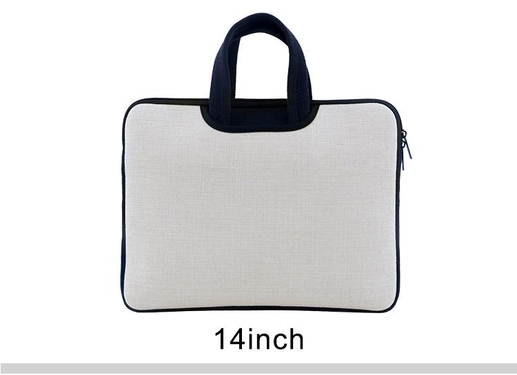 size for linen laptop