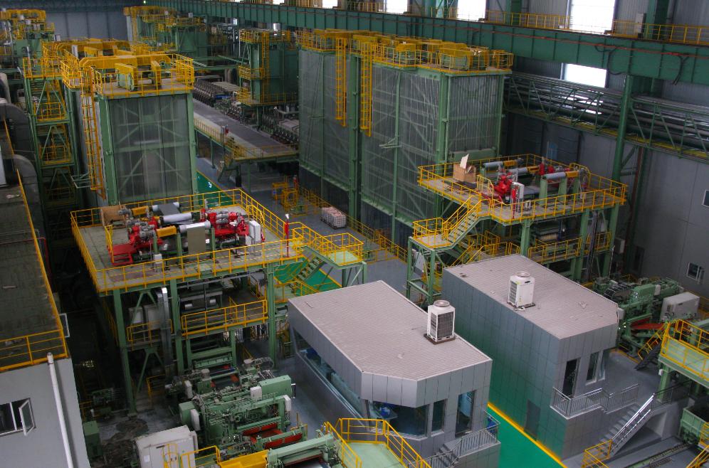 机械设备安装公司施工流程