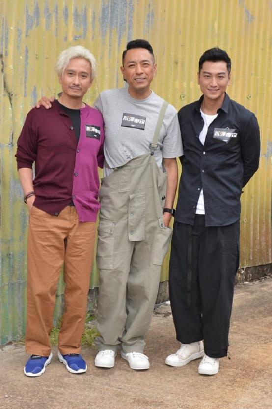 七月再上大型警匪片《拆弹专家2》刘德华联手暗战老搭档刘青云能否再创经典