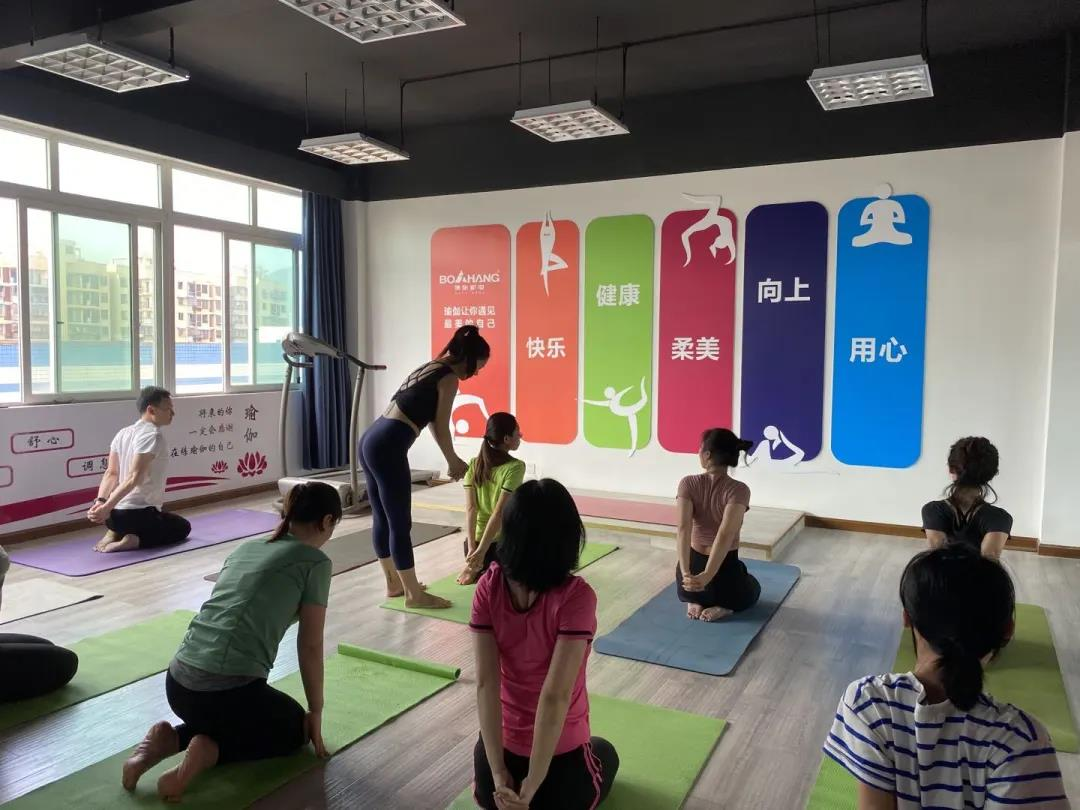 情系职工幸福之家 快乐工作任务必达——重庆博张机电设备有限公司
