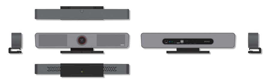 TVI2320A All-in-one Soundbar