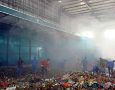 垃圾除臭剂作用