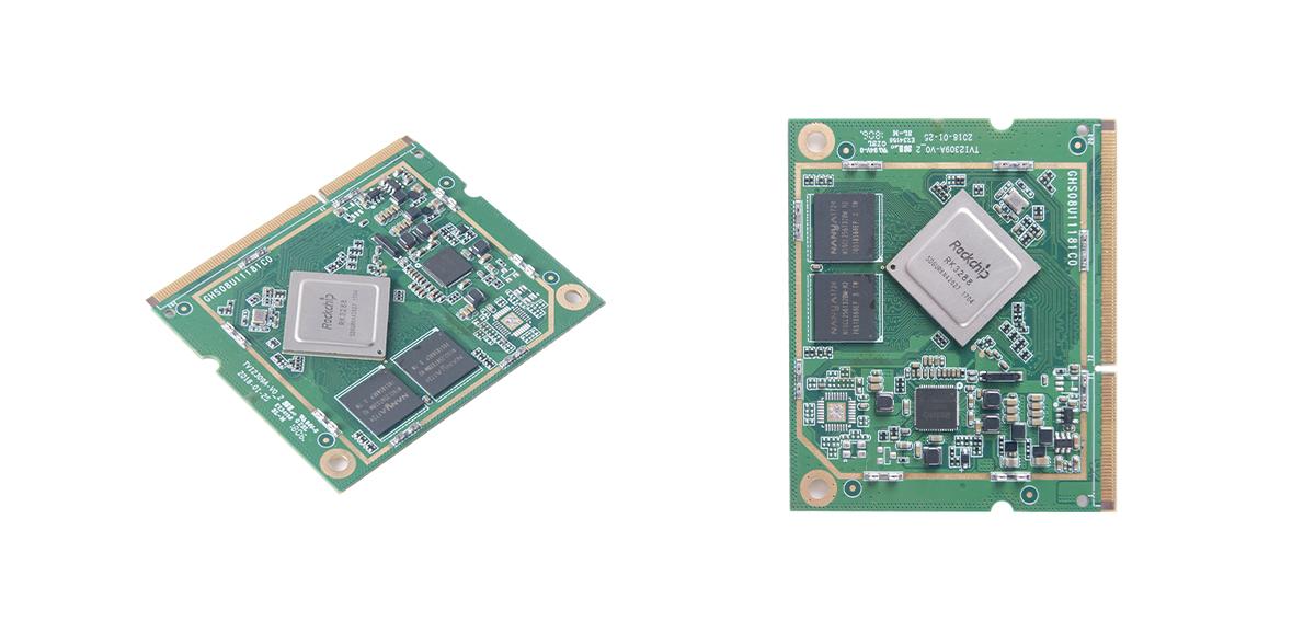 TVI2309A RK3288 核心模块