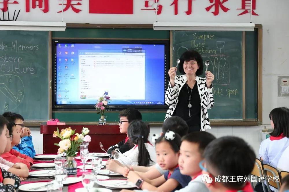 成都王府「云探校」|英语特色课程与活动介绍(二)
