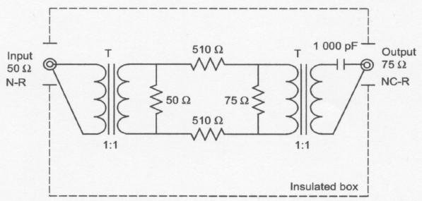 CISPR 13 隔离变压器