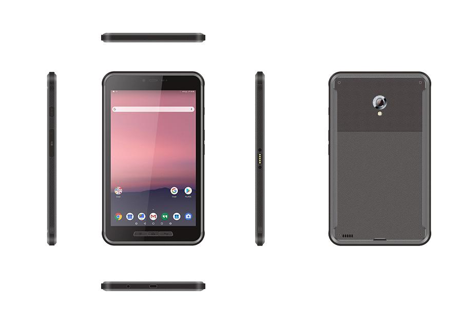 TVE8012Q Industrial Tablet
